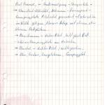 Papas Aufzeichnungen Herbsturlaub 1976 im Oberharz - Seite 3