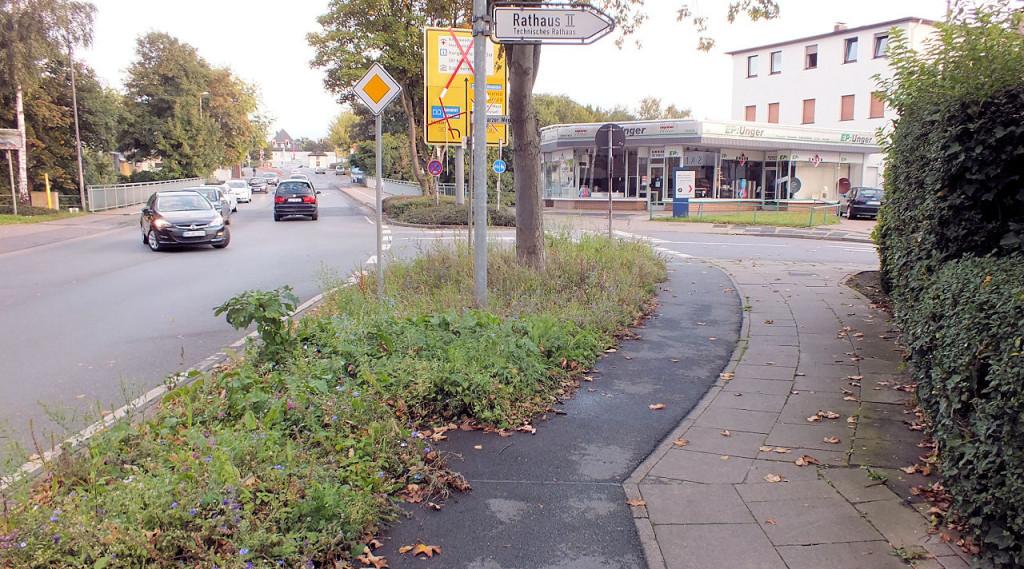 Eidinghausener Straße / Schwarzer Weg