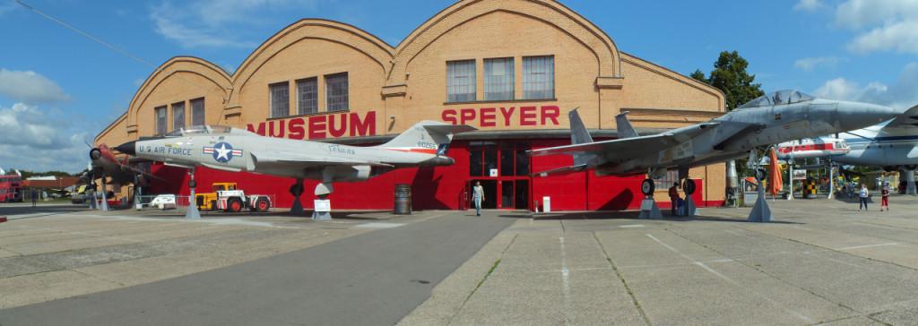 Halle 1 Technik-Museum Speyer