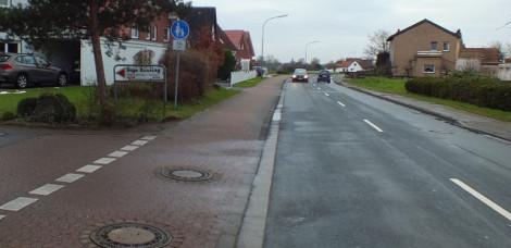 Alter Postweg - Föhrenweg - Gegenrichtung