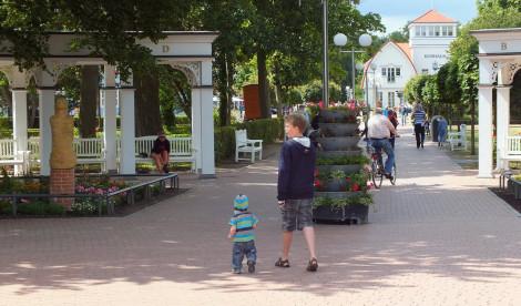 Spaziergang in Boltenhagen