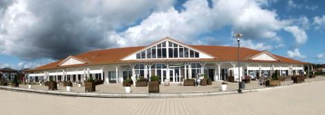 Restaurant Windflüchter und Strandläufer im Dorfhotel Boltenhagen