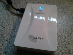 Allnet ALL-WR2901-4G Wireless N LTE Router