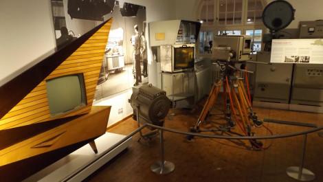 Fernsehtechnik im Deutschen Technik-Museum