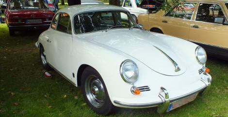 Porsche 356 (?)