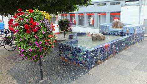 Brunnen in Kappeln