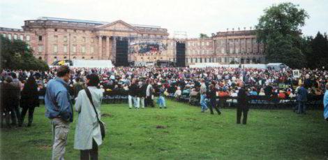 Elton John 2000 in Kassel