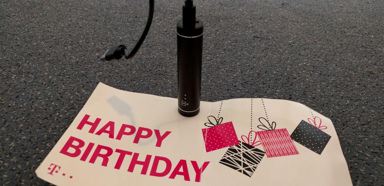 Telekom Geschenk