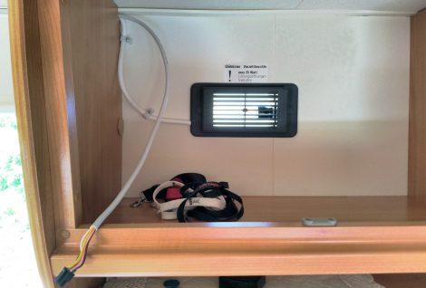 schaudt lt 100 led panel zur elektrosteuerung im wohnwagen. Black Bedroom Furniture Sets. Home Design Ideas