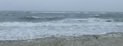 kabbelige See