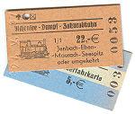 Ticket Achenseebahn