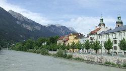 Der Inn und Innsbruck ...