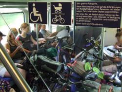 ... optimiert für Rad- und Rollstuhlfahrer sowie Kinderwagen!