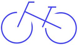 Logo: Fahrrad