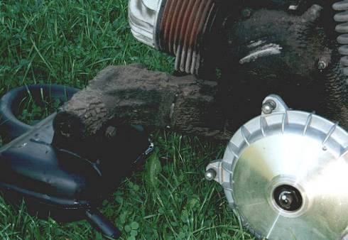 welchen zylinder für px 125
