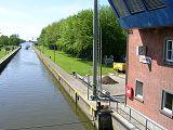 Schleusenkanal bei Drakenburg