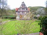 Rathaus in Gieselwerder
