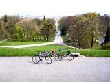Blick vom Schloss über Kassel