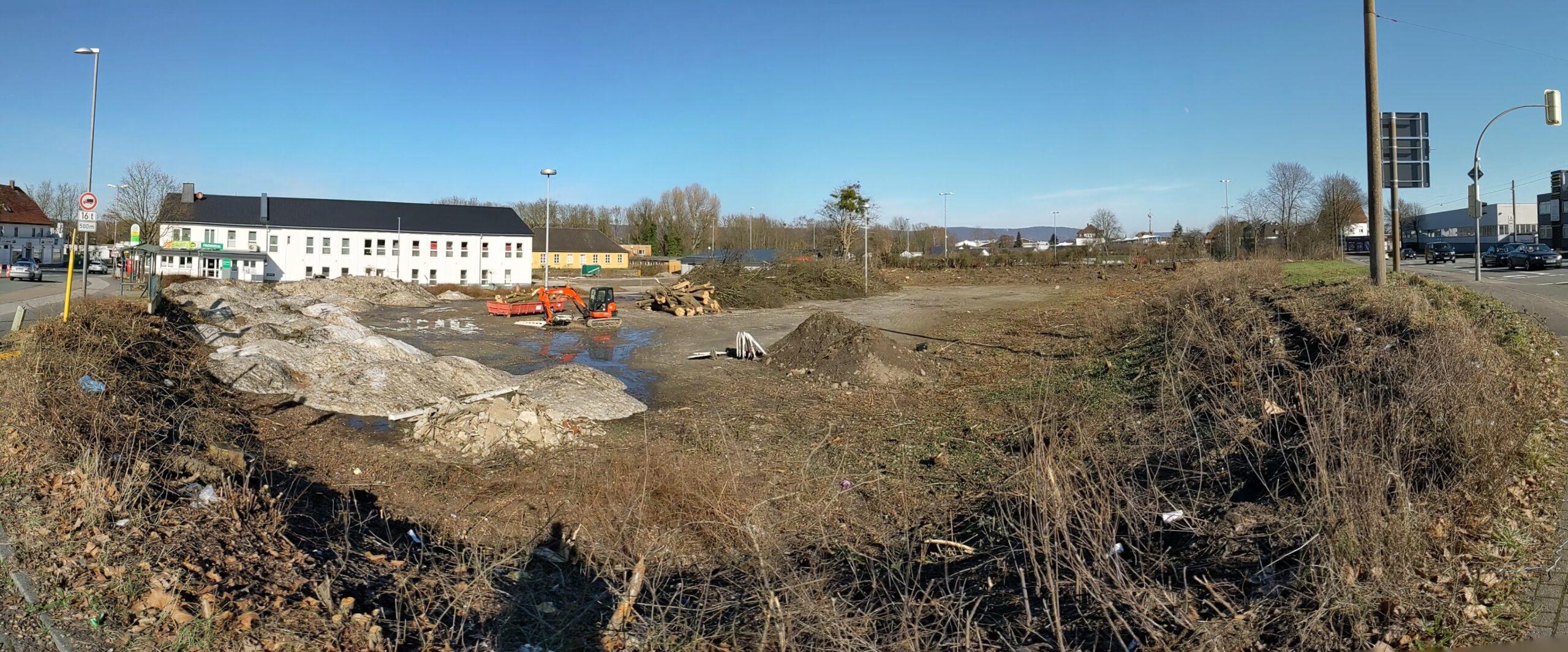 Neubau des Haus der Jugend – Medical City Plaza
